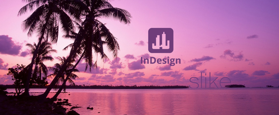 indesign slike